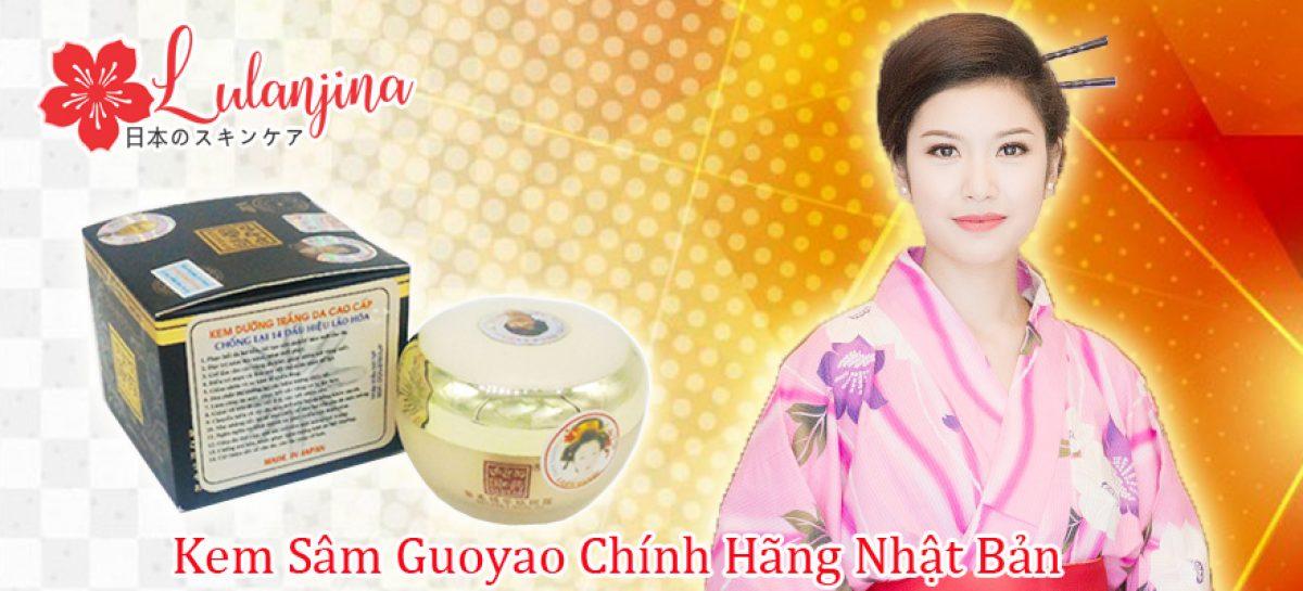 Mua kem sâm Guoyao chính hãng ở đâu